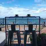 沖縄西海岸で空と海を見渡す素敵カフェを発見!