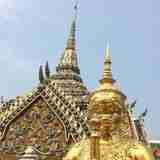 バンコク旅行なら必見!三大寺院巡りの旅♪