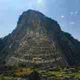 巨大なパワースポット、タイの「カオシーチャン大仏壁画」!