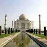 世界一美しい霊廟、インドの世界遺産「タージ・マハル」