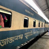 カオス?!バングラデシュ、ダッカのローカル鉄道に乗ってみた