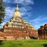 3000以上の遺跡が眠る街、ミャンマーの「バガン」